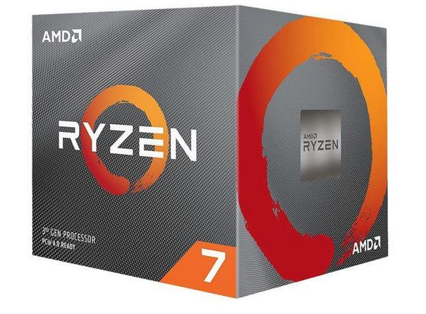 AMD RYZEN 7 3700X 8-Core 3.6 GHz CPU